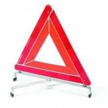 AZARD ZNA00002_Знак аварийной остановки яркий светоотражающий элемент, внутренний оранжевый треугольник_AZ