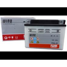 FIAMM 7904436 Аккумуляторная батарея евро 4Ah 120/70/92 FB4L-B moto