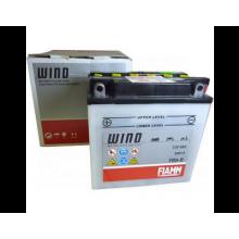 FIAMM 7904441 Аккумуляторная батарея рус 9Ah 100A 135/75/139 FB9-B moto
