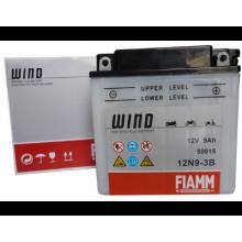 FIAMM 7904442 Аккумуляторная батарея евро 9Ah 135/75/139 12N9-3B moto