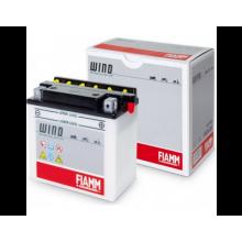 FIAMM 7904449 Аккумуляторная батарея рус 12Ah 130A 134/80/160 FB12A-B moto