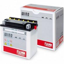 FIAMM 7904465 Аккумуляторная батарея евро 6Ah 25A 98/56/110 6N6-3B moto