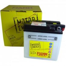 FIAMM 7904468 Аккумуляторная батарея евро 11Ah 50A 120/60/130 6N11A-1B moto
