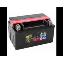 FIAMM 7904479 Аккумуляторная батарея рус 6Ah 150/87/93 FTX7A-BS moto