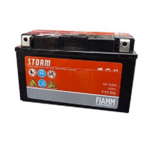 FIAMM 7904480 Аккумуляторная батарея евро 6.5Ah 150/65/93 FT7-BS moto