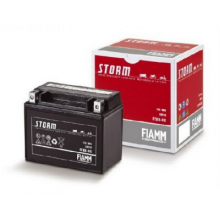 FIAMM 7904488 Аккумуляторная батарея рус 10Ah 150/87/130 FTX12-BS moto