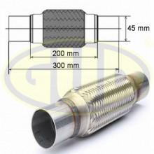 Гофра глушителя G.U.D 45x200 / GFP445200