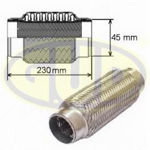Гофра глушителя G.U.D 45x230 / GFP345230HD