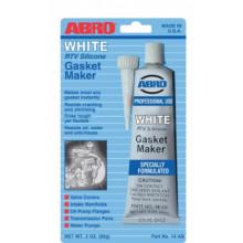 Герметик прокладочный ABRO белый 85 г / 14ABR