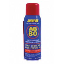 "Смазка ABRO ""Жидкий ключ"" универсальная 400 мл / AB80"