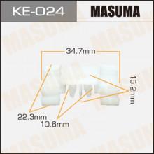 Клипса пластиковая MASUMA (BMW 51131960054)  / KE024