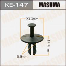 Клипса пластиковая MASUMA (BMW 51118174185)  / KE147