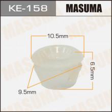Клипса пластиковая MASUMA (BMW 51131934160)  / KE158