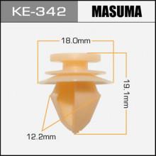 Клипса пластиковая MASUMA (RENAULT 6001549265)  / KE342