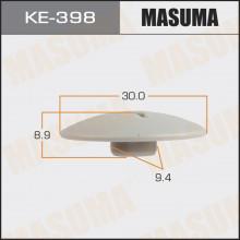 Клипса пластиковая MASUMA (BMW 51488126849)  / KE398