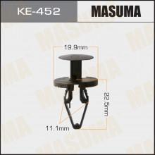 Клипса пластиковая MASUMA (GENERAL MOTORS 212942)  / KE452