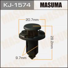 Клипса пластиковая MASUMA (SUBARU 909140007)  / KJ1574