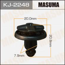 Клипса пластиковая MASUMA (NISSAN 155310051)  / KJ2248