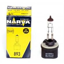 Лампа галогенная 893 12.8V 37.5W NARVA / 480513000
