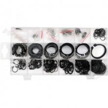 Набор стопорных колец внешних 300 шт. YATO YT-06880