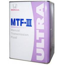 0826199964 Трансмиссионное масло HONDA MTF-III Ultra, 4л