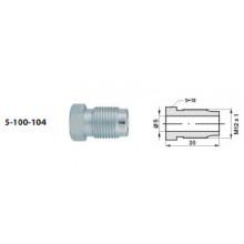 Тормозная трубка WP длина 100 мм / WP206